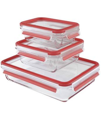 Picture of F1050210-TEFAL MASTERSEAL BOX 3 PC SET - 0.5/0.9/2.