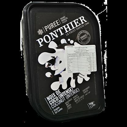 Picture of PONTHIER FROZEN COCONUT PUREE  1 kg