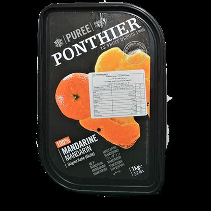 Picture of PONTHIER FROZEN MANDRIN PUREE  1 kg
