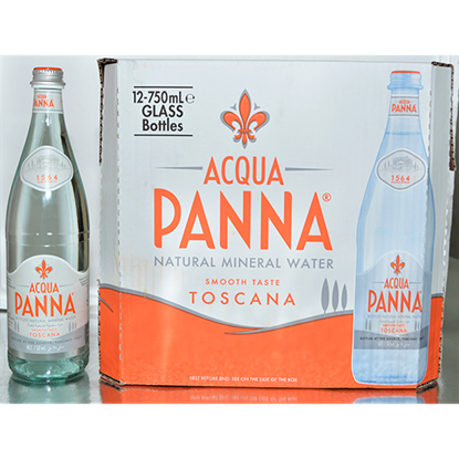 Picture of ACQUA PANNA ITALIAN MINERAL WATER 12X750 ML GLASS