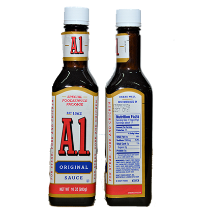 Picture of A-1 STEAK SAUCE 10 oz x12