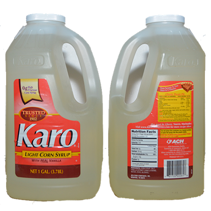 Picture of HOME BRAND  KARO LIGHT CORN SYRUP 1 gal
