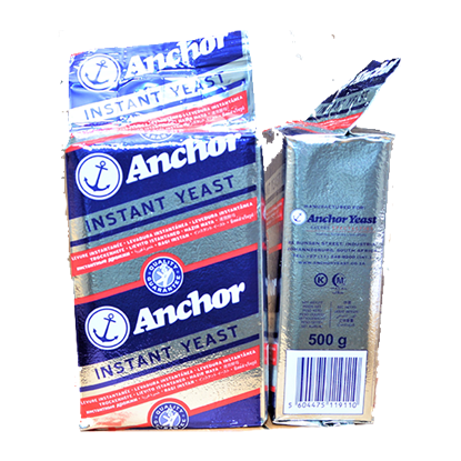 Picture of ANCHOR DRY YEAST 500G