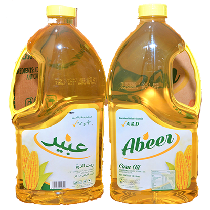 Picture of ABEER CORN OIL 6 X 1.8 LTR