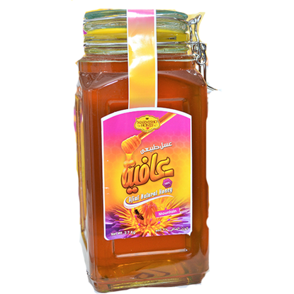 """الصورة: عسل طبيعي جبلي 2.7 كغ  """" مارميشو"""""""
