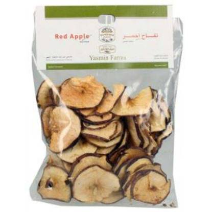 Picture of Farmers Market Sundried Red Apple Slices Sac 100 g