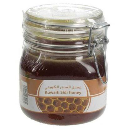 Picture of Farmers Market Sidr Honey Glass Jar 1 KG