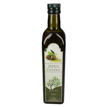 Picture of Farmers Market Palestinian Olive Oil Glass Bottle 690 ml