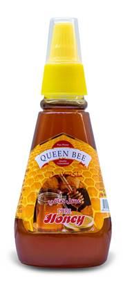 Picture of Queen bee pure honey 400g x3 bottles