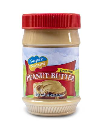 Picture of Super Natural Peanut butter Creamy 510 g