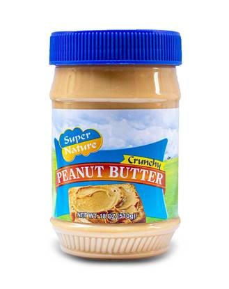 Picture of Super Natural Peanut butter Crunchy 510g
