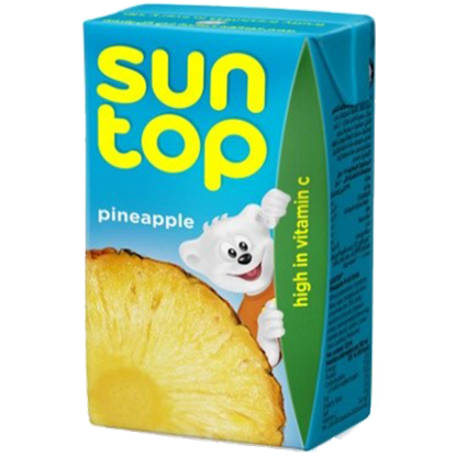 Picture of suntop pineapple DRINK 250ML