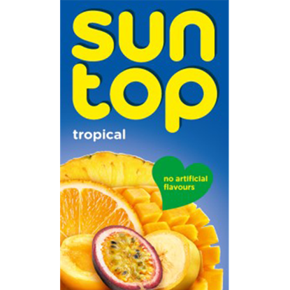 Picture of suntop mixed fruit DRINK 250ML