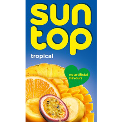 Picture of suntop mixed fruit drink 125 mlx 24