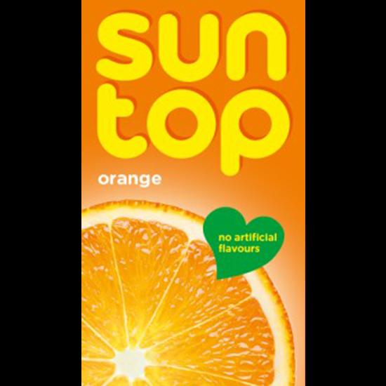 صورة سن توب برتقال 125مل 24x
