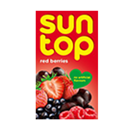 Picture of suntop berry mix drink 125 mlx 24