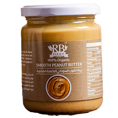 Picture of RB FOODS Smooth Peanut Butter 250g
