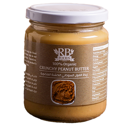 Picture of RB FOODS Crunchy Peanut Butter 250g