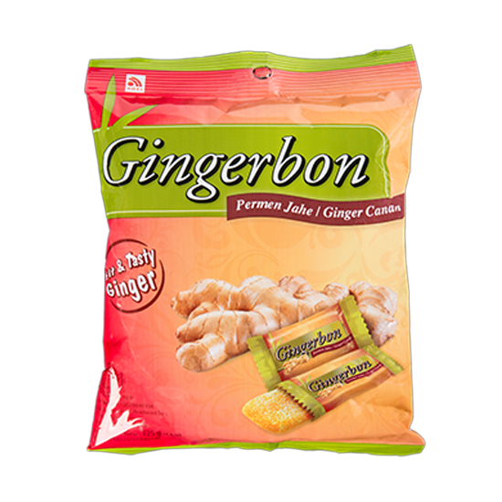 Picture of PT AGEL Gingerbon Candy (125g)