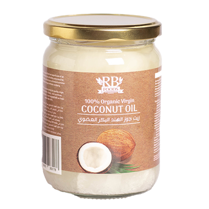 Picture of RB  FOODS Organic Coconut Oil 500ml