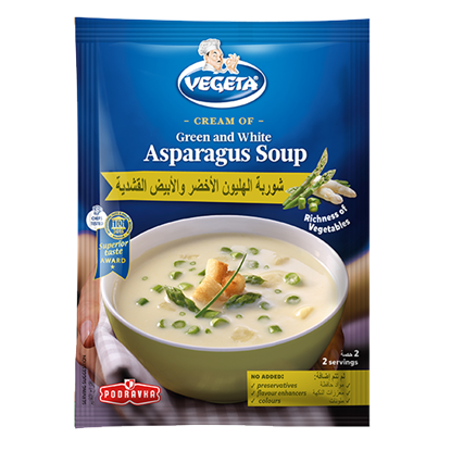 Picture of VEGETA  Cream of Asparagus Soup 52g
