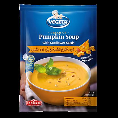 Picture of VEGETA  Cream of Pumpkin Soup 48g