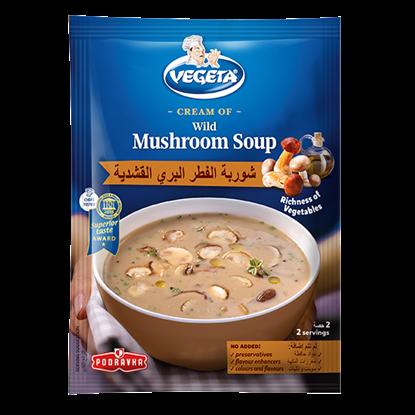 Picture of VEGETA  Cream of Wild Mushroom Soup 43g