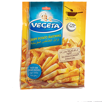 Picture of VEGETA  Crispy Potato Seasoning 30g