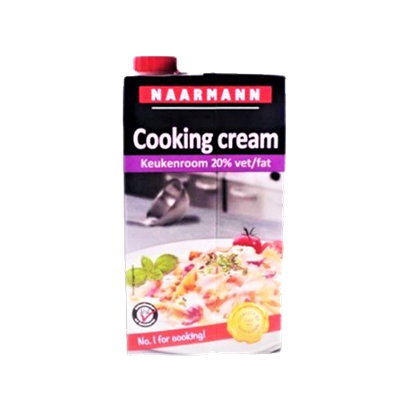 Picture of NAARMAAN COOKING CREAM 12 X 1 LTR GERMANY
