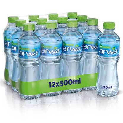 Picture of Arwa Water 500ml 12Pack