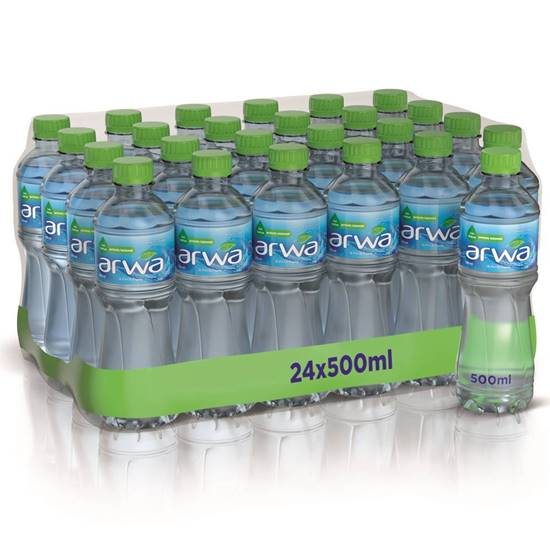 Picture of Arwa Water 500ml 24Pack