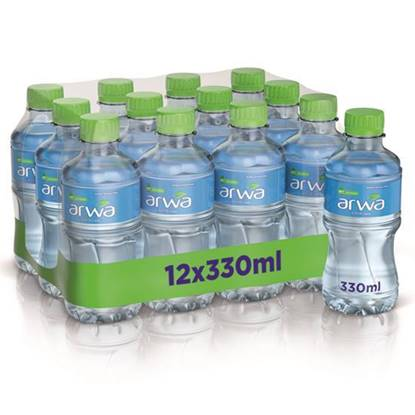 Picture of Arwa Water 330ml 12Pack