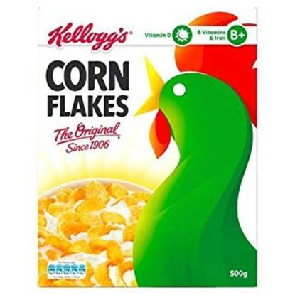 Picture of KELLOGG'S Corn Flakes 375 gm*12