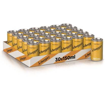 Picture of Can 150ml 30Pack Scheweppes Tonic