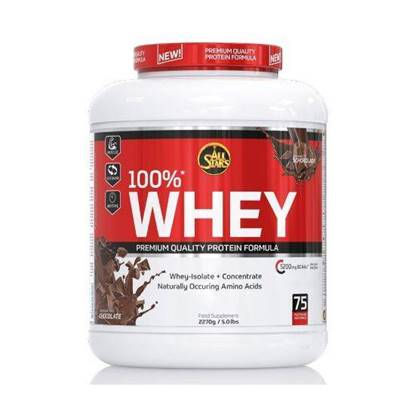 Picture of All Stars Whey Protein Strawberry 2270g