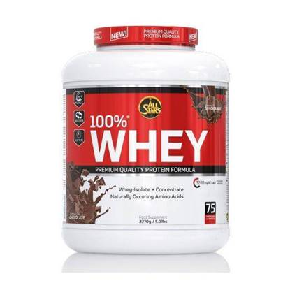 Picture of All Stars Whey Protein Chocolate Coconut 2270g