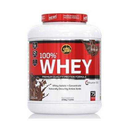 Picture of All Stars Whey Protein Salted Caramel 2270g