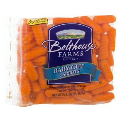 Picture of Bolthouse Carrots Baby Usa 340gm Pack