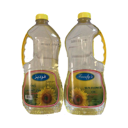 Picture of Foody's Sunflower oil 6X1.8LT