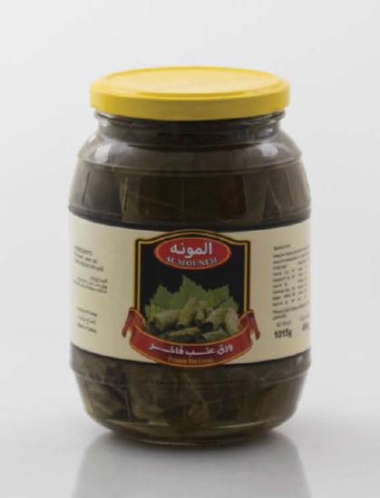 Picture of Al Mouneh Grape Leaves Jar 1015 gr