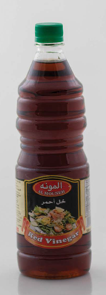 Picture of Al Mouneh red Vinegar 1000 ml