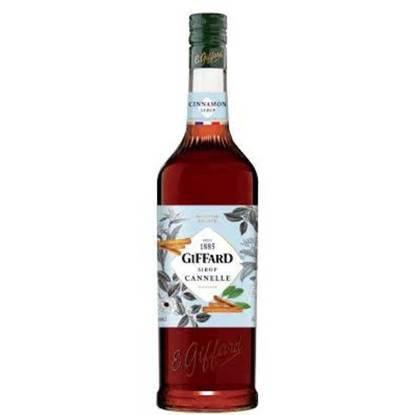 Picture of Giffard Cinnamon Syrup 1LT*6
