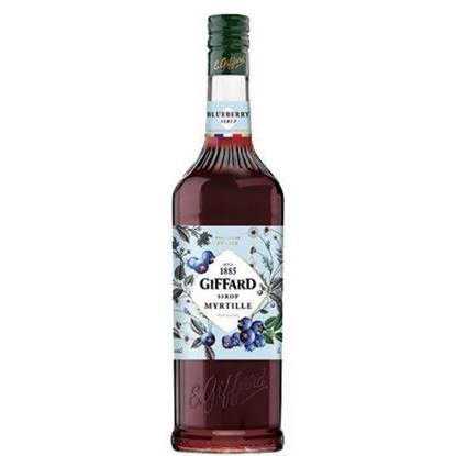 Picture of Giffard Blueberry Syrup 1LT*6