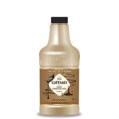 Picture of Giffard Dark Chocolate Sauce 1LT*4
