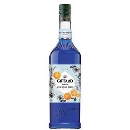 Picture of Giffard Blue Curacao Syrup 1LT*6