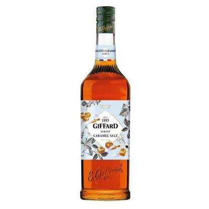 Picture of Giffard Caramel Syrup 1LT*6