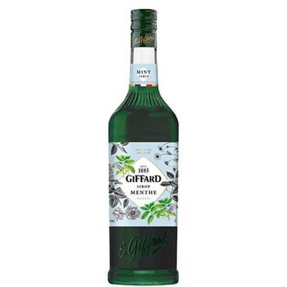 Picture of Giffard Green Mint Syrup 1LT*6