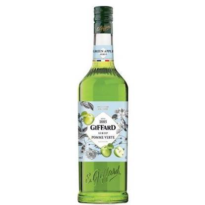 Picture of Giffard Green Apple Syrup 1LT*6