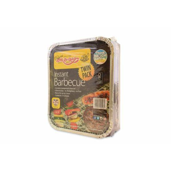 Picture of  BAR-BE-QUICK INSTANT BARBEQUE TWIN PACK