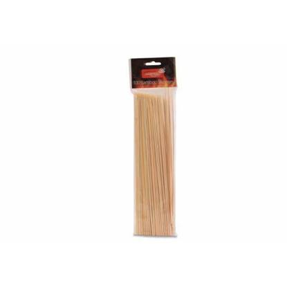 Picture of  BAR-BE-QUICK 100PK BAMBOO SKEWERS